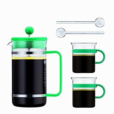 Bodum BISTRO Kaffeebereiter Set 1 l,