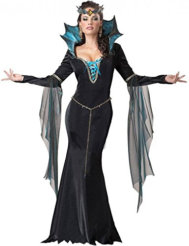 Damen-Kostüm BÖSE ZAUBERIN Gr. S