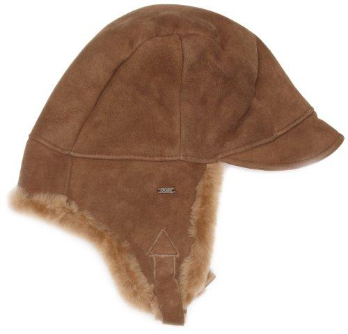 EMU Accessoires Damen Mütze Lammfell, W9425, Gr. One size (Herstellergröße: Taille...