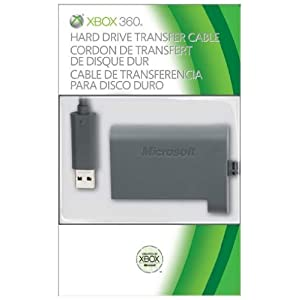 Official Xbox 360 Hard Drive Transfer Kit (Xbox 360)