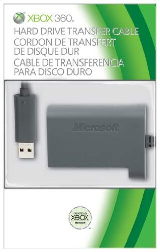 Hard Drive Transfer Kit (Xbox 360) [Importación inglesa]