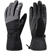 MCTi Waterproof Women Ski Gloves Touch Screen Snowboarding Cycling Winter Warm Gloves Thermal Thinsulate