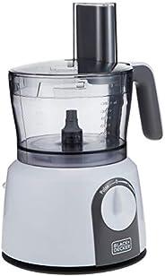 Black+Decker 1000W 32 Functions 5-in-1 Food Processor, White - FX1075-B5, 2 Years Warranty