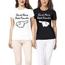 beste freunde t-shirt für 2 amazon