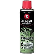 3 EN UNO Profesional 34473 - Spray super desengrasante (250ml)