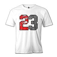 Lord Tshirt-Basketball - Jordan Beyaz Erkek Tshirt