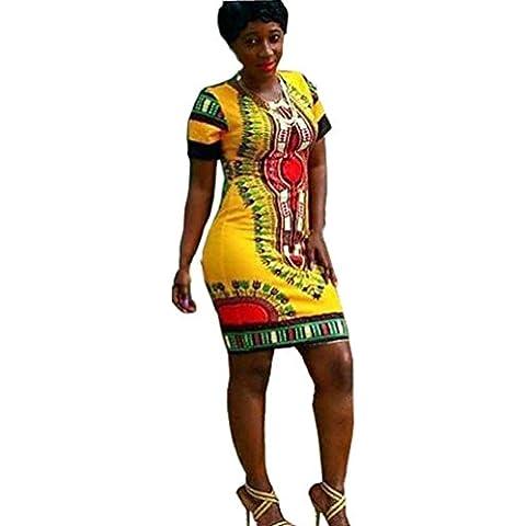 Oyedens Vestido Para Mujer De Gala Tradicional Tallas Grandes Vestidos De Fiesta Bodycon Dress
