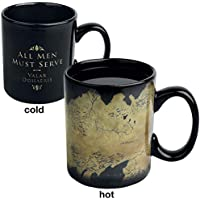Game of Thrones la chaleur Changement Mug ? carte