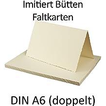 100 g//qm 20033801 weiß A4 Rössler Papier Briefblock Bütten