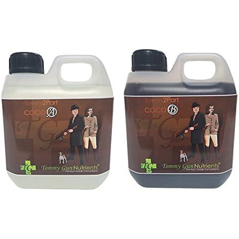 Tommy Gun nutrienti Tommy 2parte a & B Coco 1L