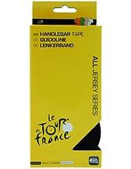 Tour de France Kork - Cinta de manillar de corcho, color negro