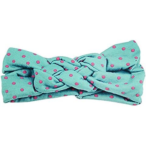Contever® 1x Dot Banda de Pelo Bebé Niña Nudo de la Paz Diadema Headband Elasticidad Turbante --