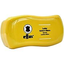 Effax Unisex Speedy piel brillo, marrón, mediano