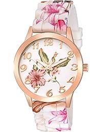 Kitcone Analog Multi-Colour Dial Women's Watch-Pnk Floral