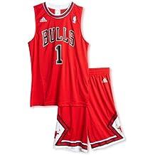 adidas Giacche Sportive e Tecniche Chicago Bulls Minikit 2cf1983764c4