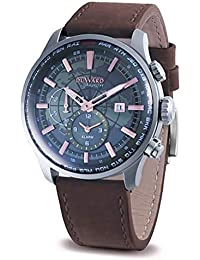 Reloj Duward Aquastar World Time para hombre D85704.03