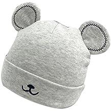Sombrero del Bebé del Sombrero Caliente del Bebé ReciéN Nacido AIMEE7 Sombrero Caliente del Gorro del