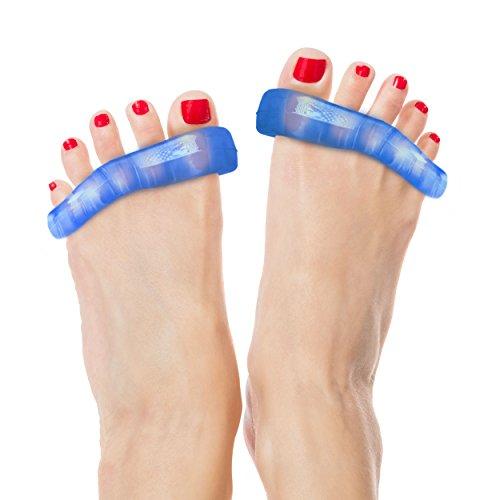 DenadaDance - Supporto in silicone per piedi, per alleviare dolori