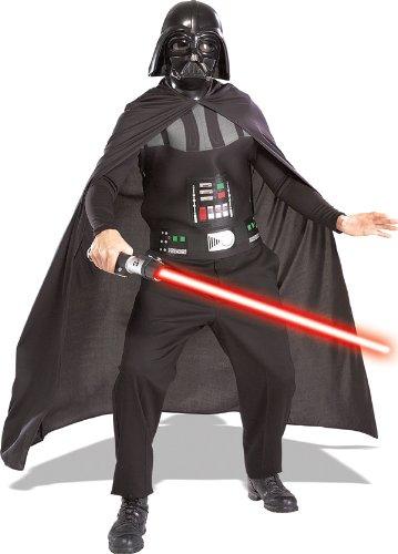 Imagen de star wars  disfraz de darth vader para adultos rubies st 5217  alternativa