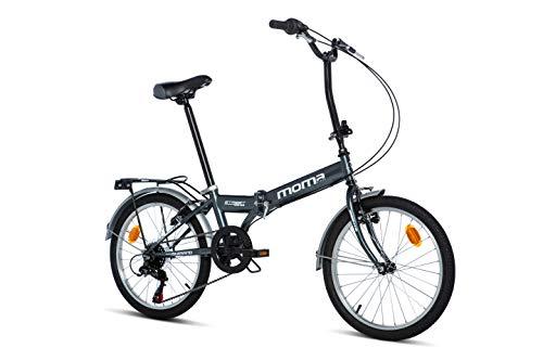 Moma Bikes Bicicleta Plegable Street
