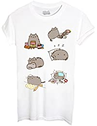 T-SHIRT Pusheen Le Chat 2 - Celebre by MUSH Dress Your Style
