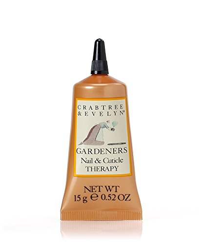 Crabtree & Evelyn Gardeners Nail & Cuticle Therapy Intensive – Clavo de y piel Terapia 15 g