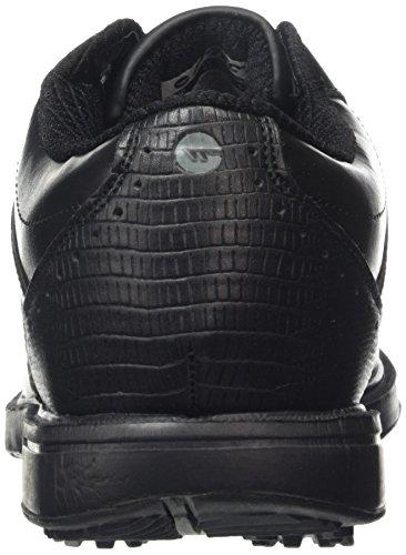 Hi-Tec Men's Dri-tec Classic Golf Shoes – Black (Black 021), 12 UK (46 EU)