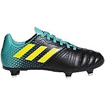 size 40 c3033 79b01 adidas All Blacks Junior (SG) Chaussures de Rugby Mixte Enfant