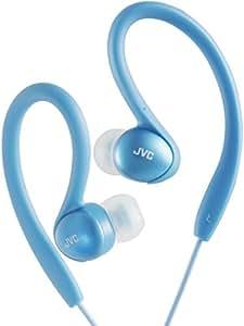 JVC HAEBX85AN Splash Proof Sports Headphone  - Blue