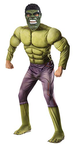 Rubie's Hulkbuster Kostüm Avengers: Age of Ultron Die Deluxe für Erwachsene (Adult Deluxe Ultron Kostüm)