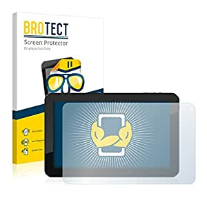 2x BROTECT HD-Clear Film Protection Logicom S952 Protection Ecran - Transparent, Anti-Trace