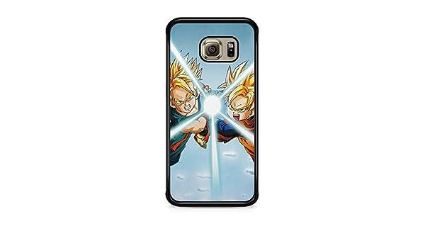 Coque Samsung Galaxy S8 Dragon Ball Z Sangoku Sangohan Super GT Goku Gohan Vegeta Saiyan DBZ hard case Model 10