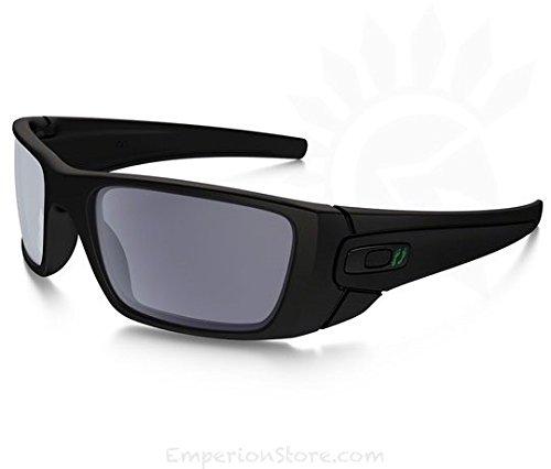 a56a069c03d Oakley SI FUEL CELL PARA JUMPER SUNGLASSES MATTE BLACK FRAME GREY LENS
