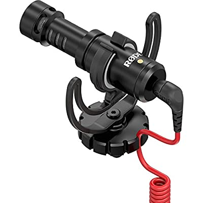 Rode VideoMicro Compact On Camera Microphone - parent