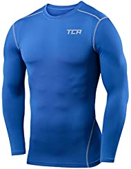Men's Boys TCA Pro Performance Compression Base Layer Long Sleeve Thermal Top