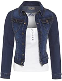 SS7 Women's Denim Jacket, Sizes 16 to 24