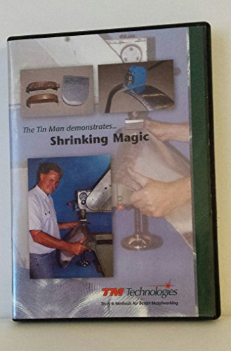 Bild von The Tin Man demonstrates Shrinking Magic Tools & Methods for Better Metalworking