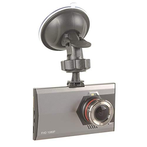 Full HD Auto Dash Kamera DVR Video Cam Recorder LED Night Vision LDW Funktion, Parkplatz Monitor Fahrzeug Backup Dashboard Kamera 7,6cm LCD Display Road Camcorder Night Vision Cam
