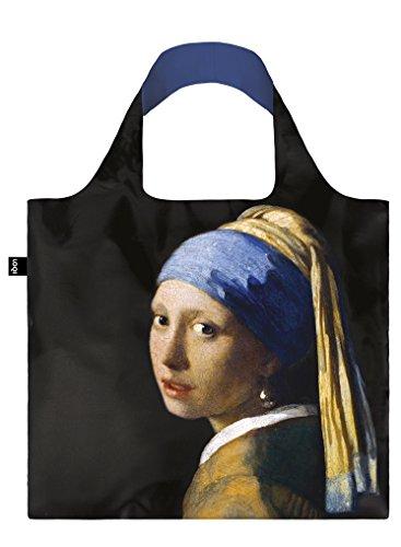 LOQI JOHANNES VERMEER La Jeune Fille à la Perle sac à main