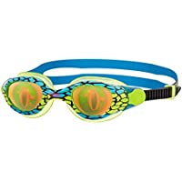 Zoggs Junior Sea Demon Hologram Swimming Goggles (Age 6-14 Years)