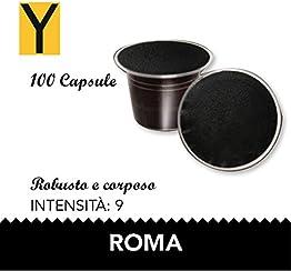 100 Capsule compatibili Nespresso extra ROMA