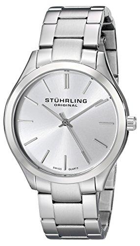 41k FIoNR4L - Stuhrling Original Silver 884.01 watch