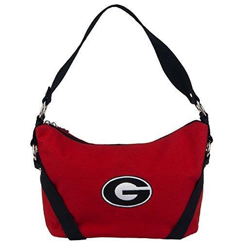 ncaa-georgia-bulldogs-bella-polyester-handbag-small-by-sandol