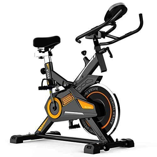 LEEWAY National Bodyline Spin Bike NB-S5 Exercise Fitness for Home...