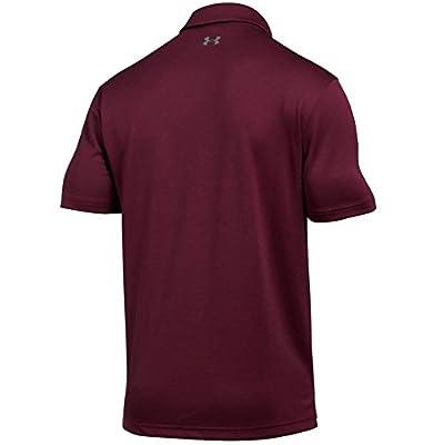 Under Armour Men's Tech Polo Short-Sleeve Shirt