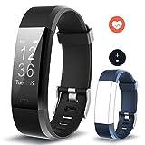 Smart Fitness Band, MUZILI Activity Tracker with Heart Rate Monitor, Sleep Monitor Activity