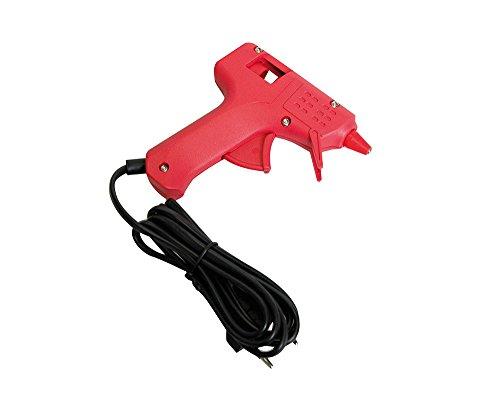 Artemio VIMGG Pistolet à Colle, Plastique, Rouge, 11 x 5 x 17,5 cm
