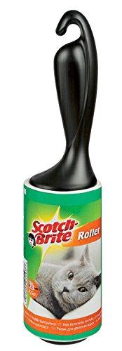 scotch-brite-837r-30-tierhaar-fusselroller-hohe-klebkraft-1er-pack-1-x-1-stck