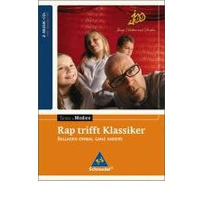 Junge Dichter und Denker: Rap trifft Klassiker. Doppel-Audio-CD: Balladen einmal ganz anders (CD-Audio)(German) - Common