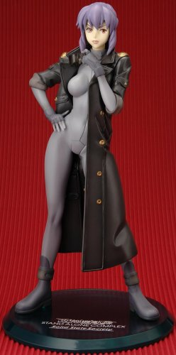 Preisvergleich Produktbild Ghost in the Shell SAC Solid State Society Motoko Kusanagi (1/8 scale PVC Figure) amazon.co.jp limited (japan import)